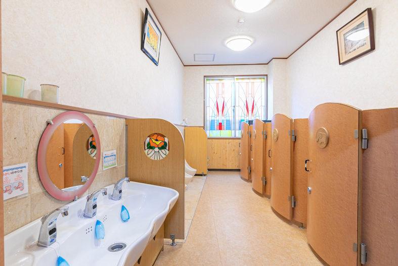 トイレ(年少用)